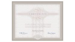 Day's Certificate